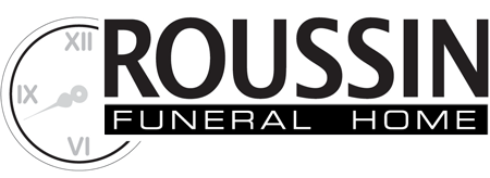Roussin Funeral Home Signature